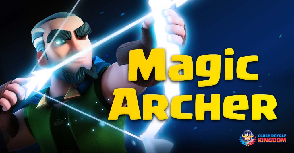 Magic Archer and His Magic Projectile