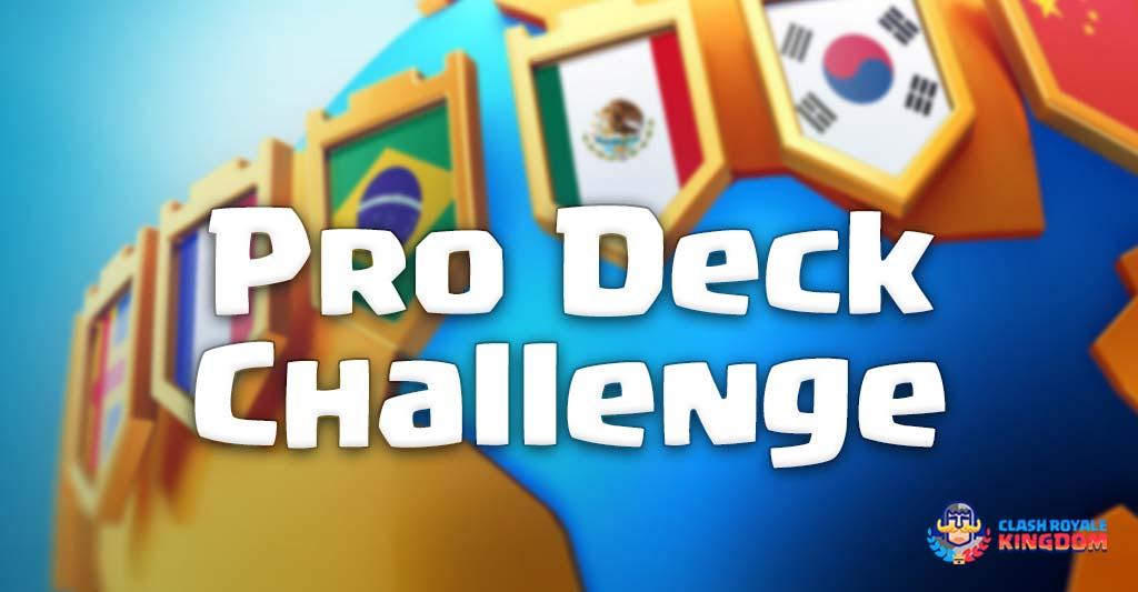 Pro Deck Challenge!
