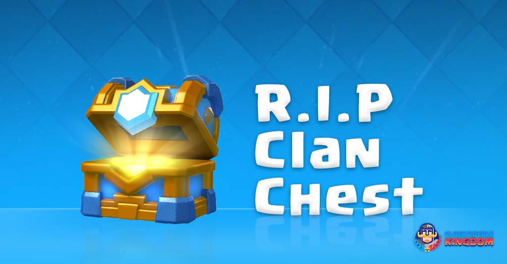 Rest in Peace Clan Chest