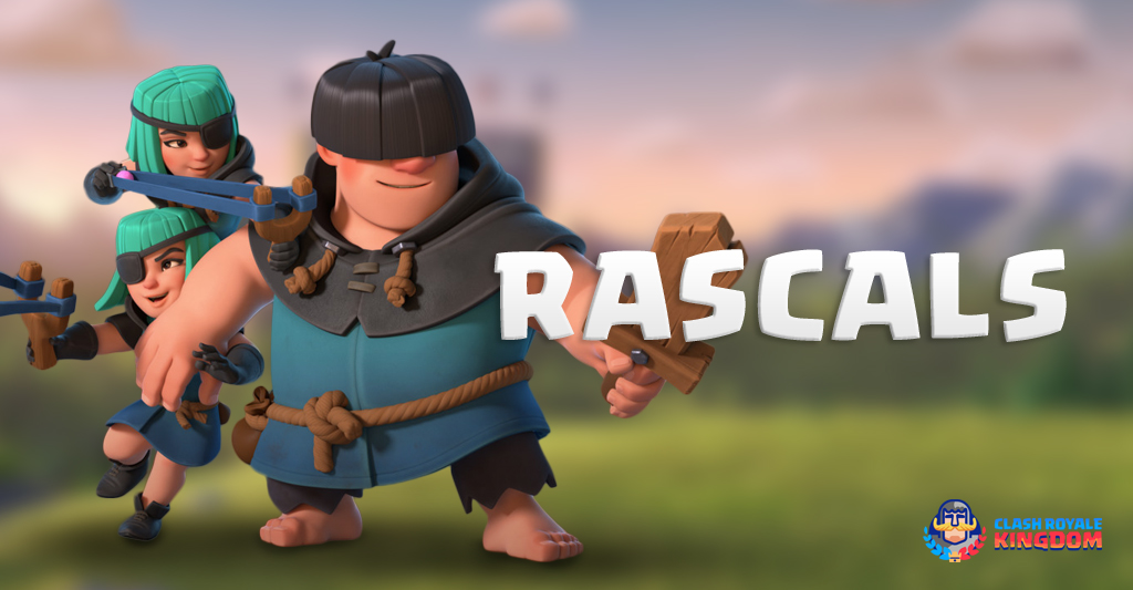 Get Ready for Some Rascals Kids!