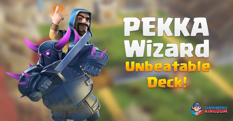 Pekka Wizard Unbeatable Deck