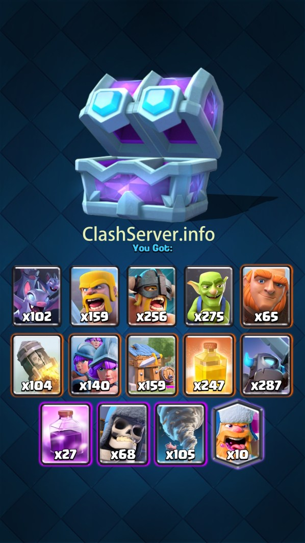 Mythical Cell Private Server  Clash Royale 2019 Apk