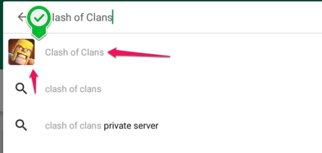 Search Correct version of COC for PC