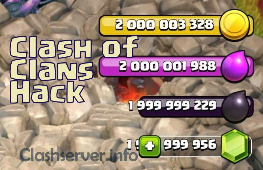 clash of clans unlimited gems hack ios