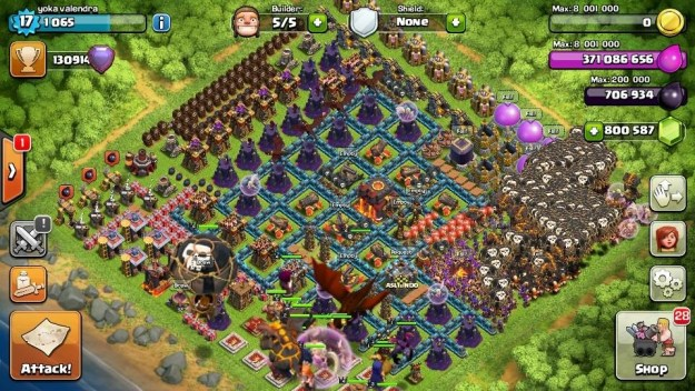 FHX Server COC 2019 Apk Download