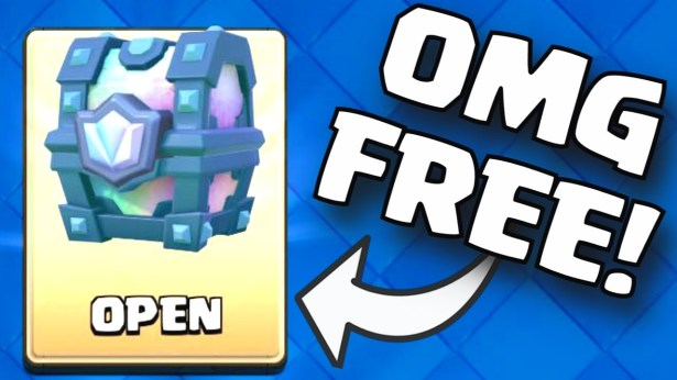 How to get free Legendary Chest in Clash Royale