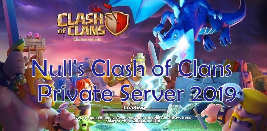 clash of clan apk 2019
