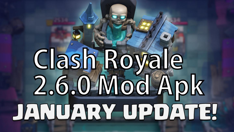 clash royale mod apk unlimited money elixir and gems