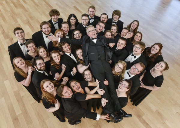 Whitworth University Choir de gira por España