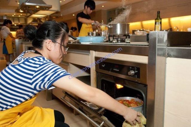 煤氣烹飪中心- 銅鑼灣飲食, 銅鑼灣興趣班 | Zone One Zone - 興趣班推介