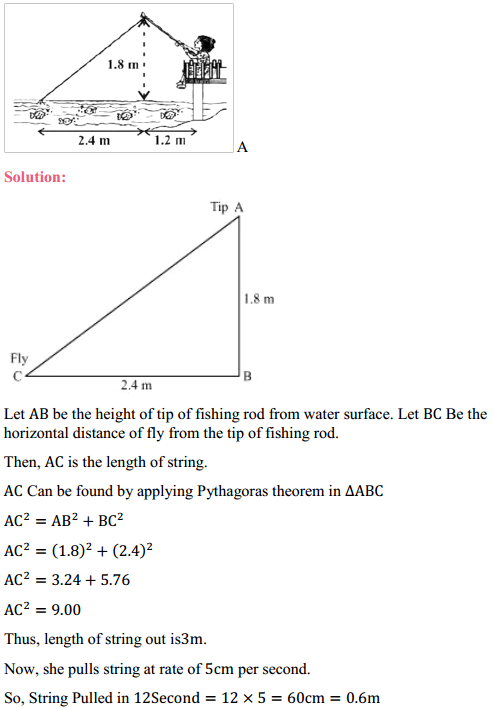 NCERT Solutions for Class 10 Maths Chapter 6 Triangles Ex 6.6 12