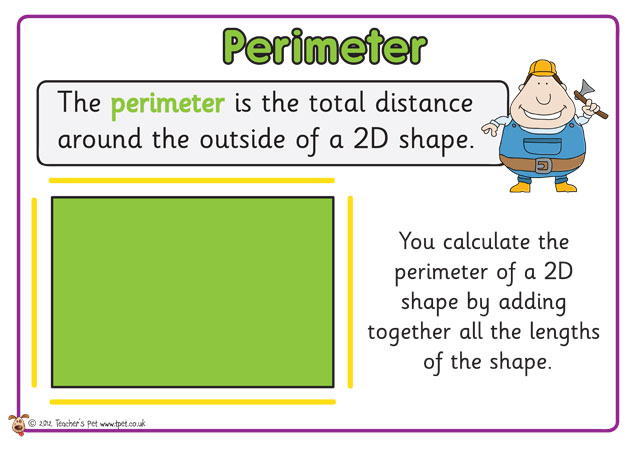 Image result for ks2 finding perimeter