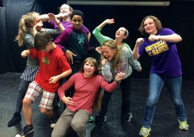 Teen Actors' Workshop