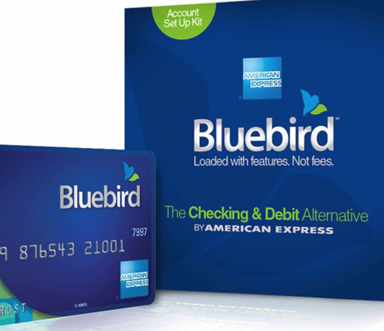 bluebird.com/activate card – Bluebird Card Customer Service