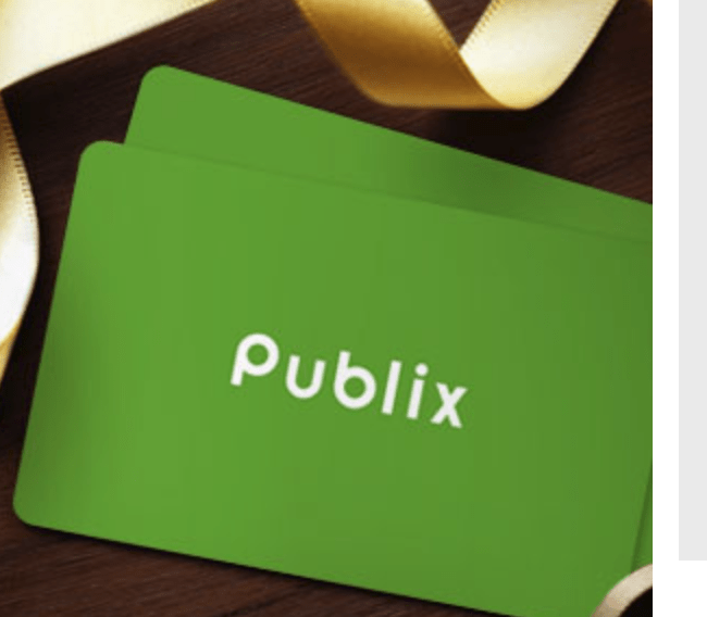publixsurvey.com – Enter Publix $1000 Gift Card Survey