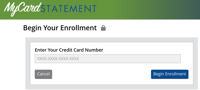 www.mycardstatement.com secure