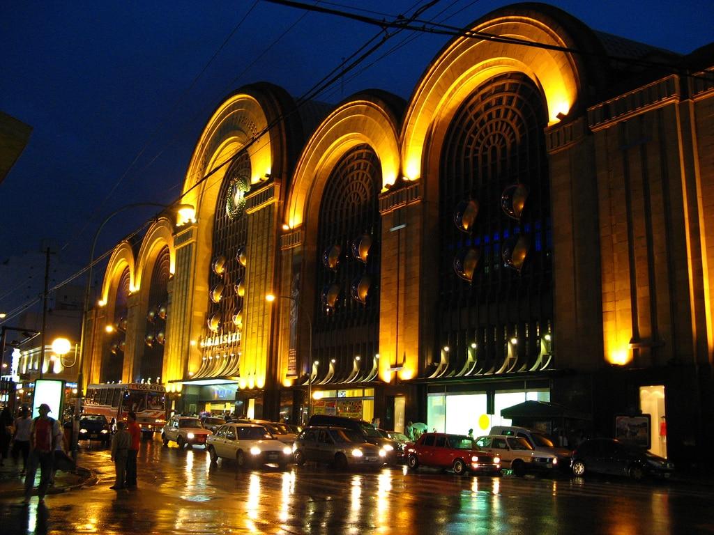 Buenos Aires Abasto Shopping Center