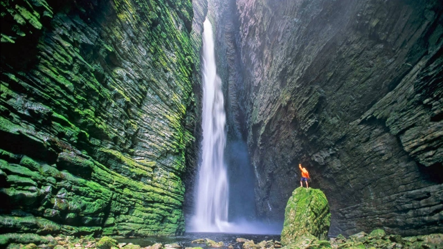 Cachoeira de Fumaca