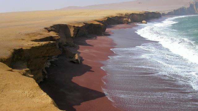 Peru's Southern Desert