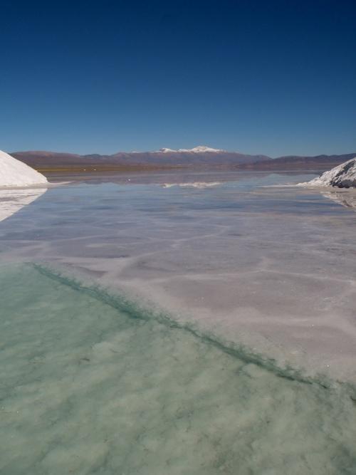 Salt Flats, Salta