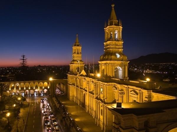 Arequipa Peru Tours