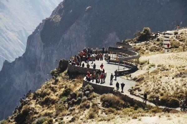 Colca Canyon Peru Travel