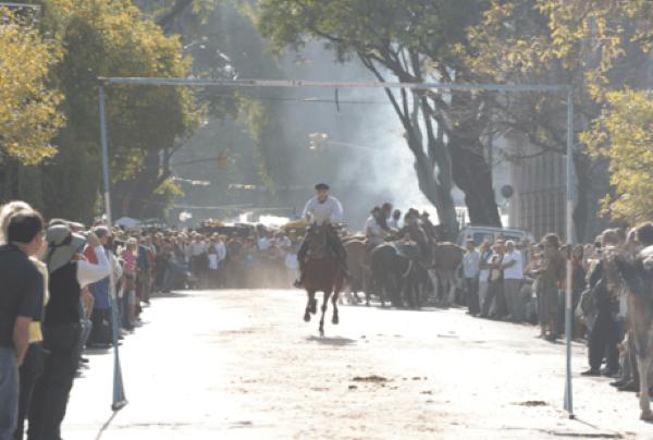 Feria de Mataderos Gauchos