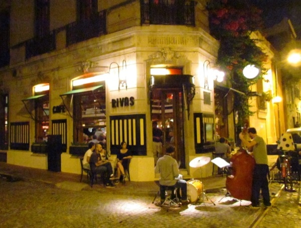 Romantic Spots in Buenos Aires