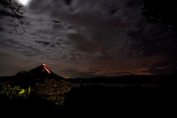 Arenal nocturnal walking tours