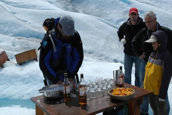 Perito Moreno wiskey