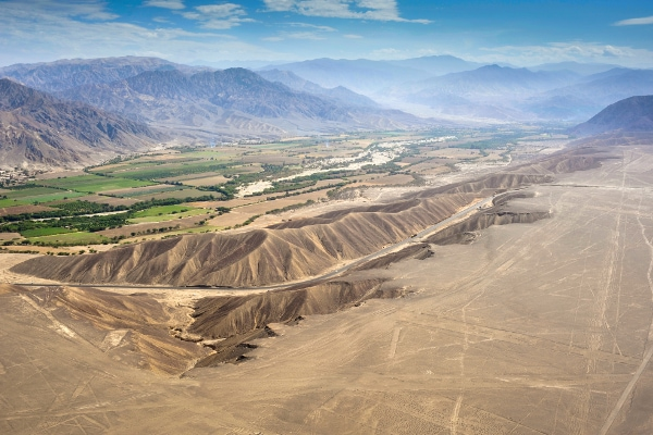Peru, Nazca valley