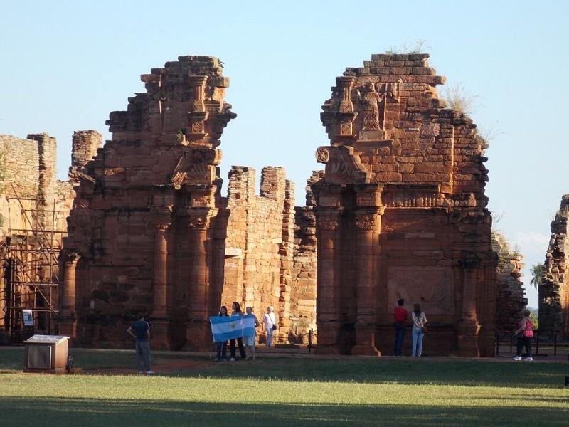 San Ignacia Ruins