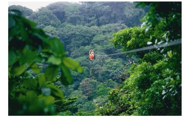 Monteverde zipling