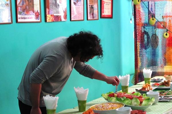 Sonia restaurant lunch