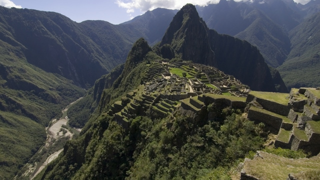 Machu Picchu New Year's Eve