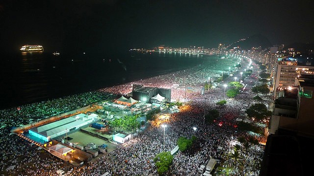New Year's Rio de Janeiro