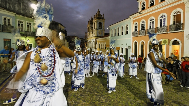 Salvador de Bahia Carnival