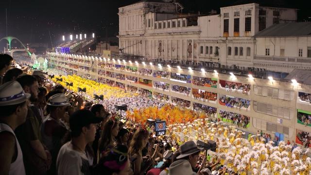 Rio de Janeiro Sambodromo