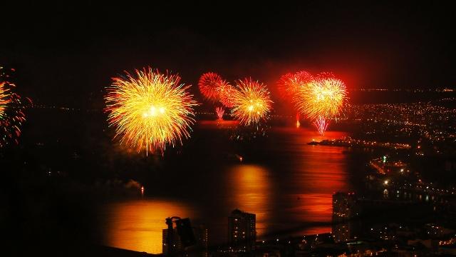 Valparaiso New Year's Eve