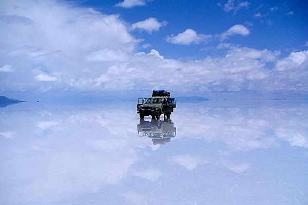 Awe-inspiring Salar de Uyuni
