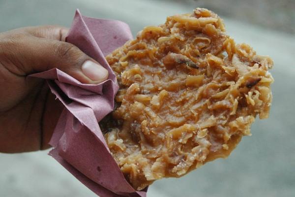 Bahian cuisine cocada