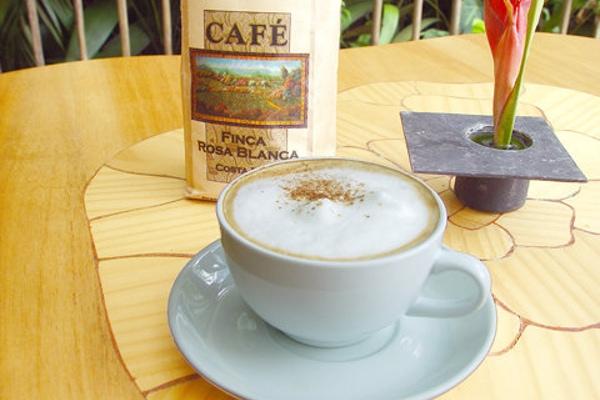 Finca Rosa Blanca coffee