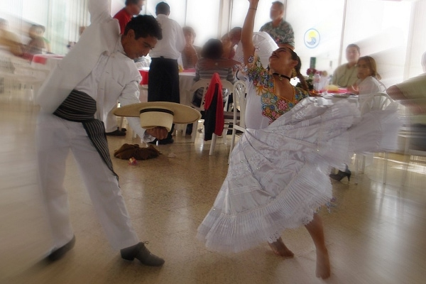 Danza Marinera Nortena