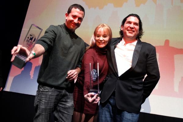 Astrid y Gaston award winners