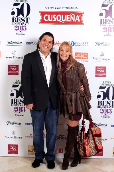Astrid y Gaston best restaurant 2013