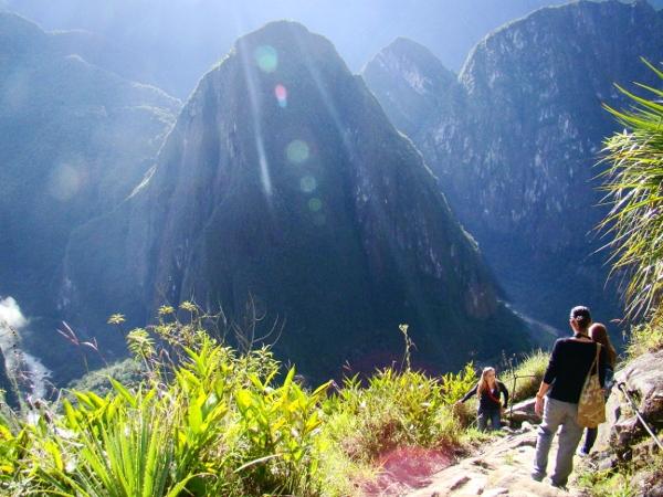 Machu Picchu visit