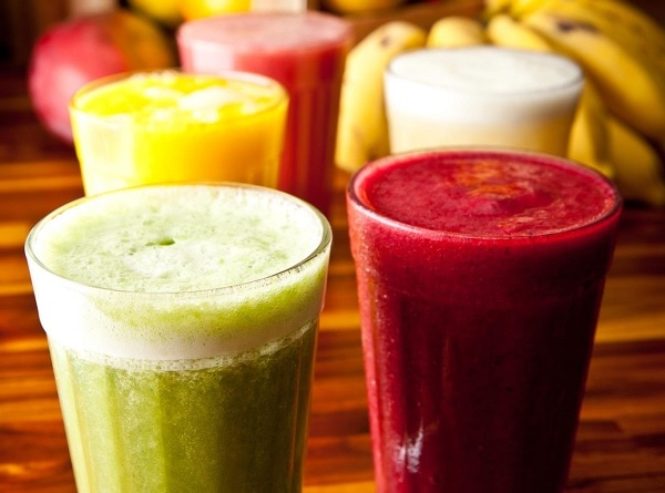 Market Ipanema juices