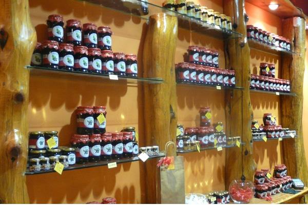 La Mexicana gourmet shop Bariloche