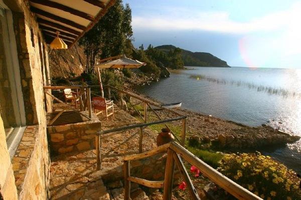 Suasi Lake views
