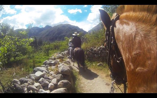 Sacred Valley horseback riding